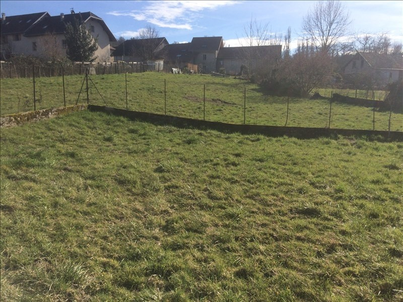 Vente terrain Yenne 69 000€ - Photo 1