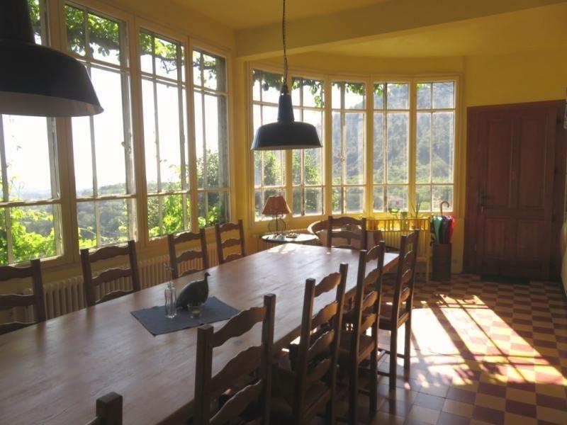 Verkoop van prestige  huis Les vans 552000€ - Foto 10