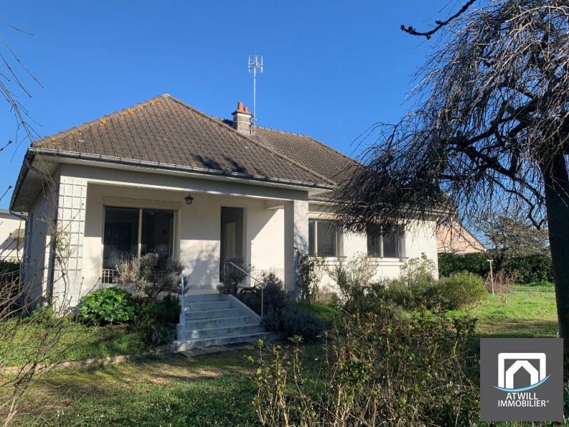 Vente maison / villa La chaussee saint victor 208000€ - Photo 2