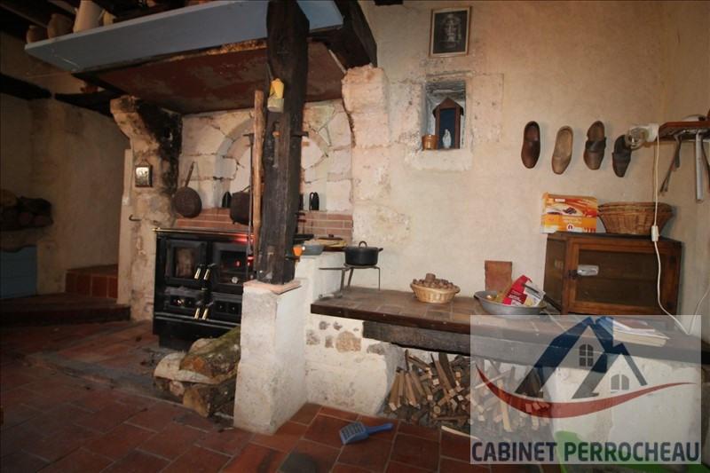 Vente maison / villa La chartre sur le loir 141000€ - Photo 7