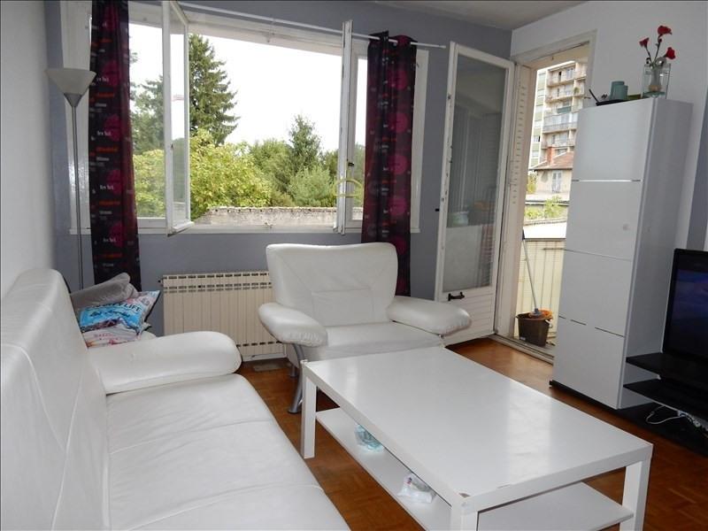 Producto de inversión  apartamento Pont eveque 106000€ - Fotografía 4