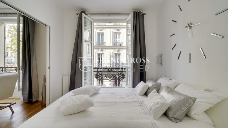 Rental apartment Paris 7ème 2 500€ CC - Picture 10
