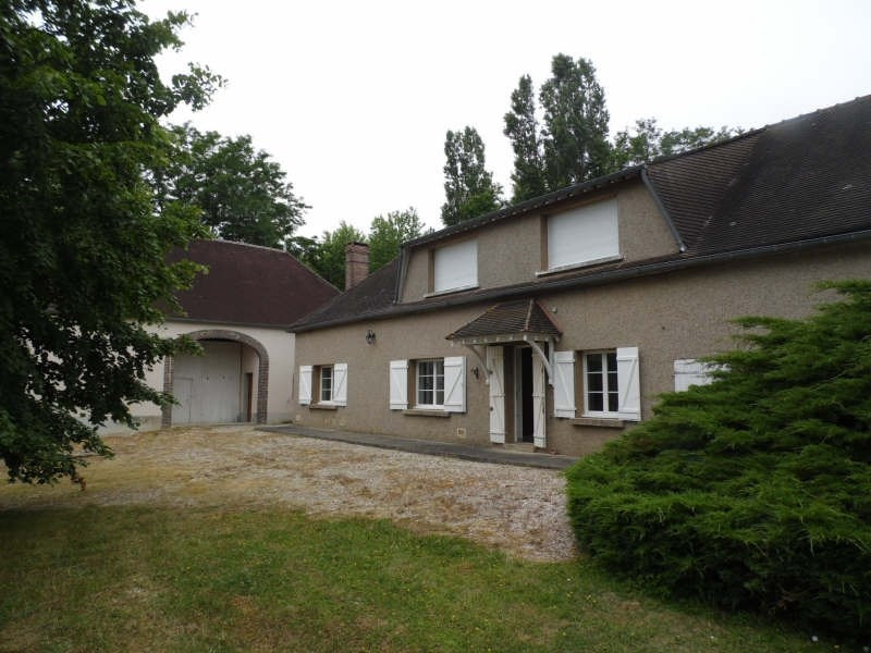Vente maison / villa Neuvy-sautour 167000€ - Photo 1