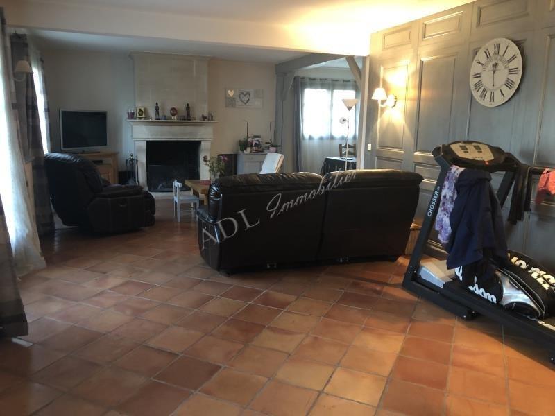 Sale house / villa Courteuil 395000€ - Picture 7