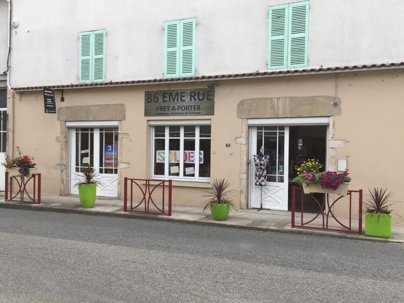 Location boutique Chavanay 500€ CC - Photo 1