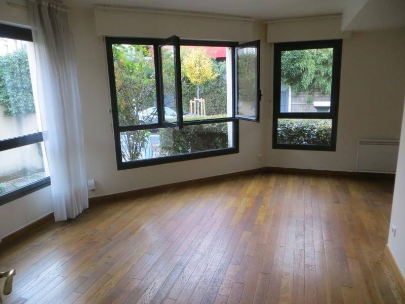Sale apartment Issy les moulineaux 415000€ - Picture 1
