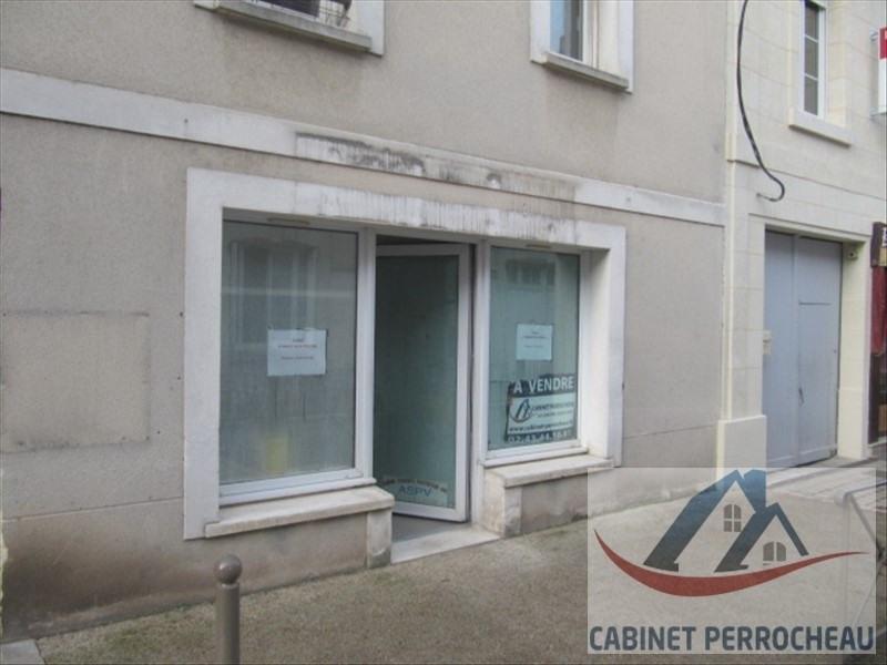 Vente local commercial Montoire sur le loir 34000€ - Photo 1