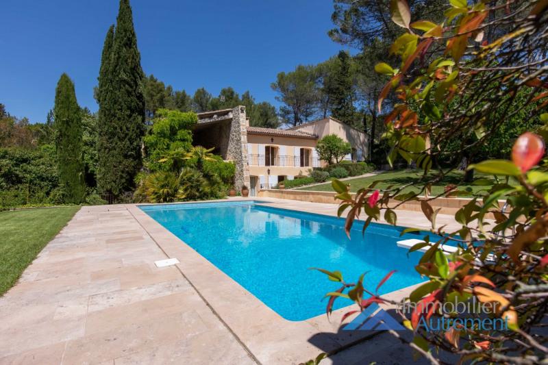 Vente de prestige maison / villa Aix en provence 2300000€ - Photo 2