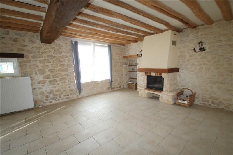 Sale house / villa Nanteuil le haudouin 169000€ - Picture 1