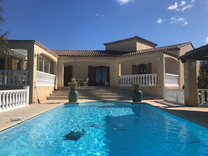 Vente maison / villa Poulx 479000€ - Photo 1