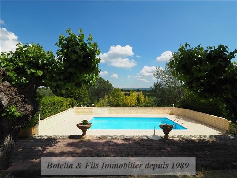 Verkoop  huis Barjac 421000€ - Foto 12