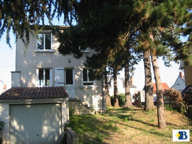 Vente maison / villa Chatellerault 125080€ - Photo 1