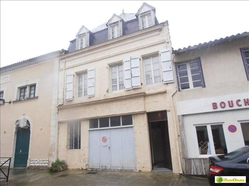 Vente maison / villa Blanzac porcheresse 44000€ - Photo 1