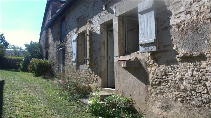 Vente maison / villa Sacquenay 59000€ - Photo 4