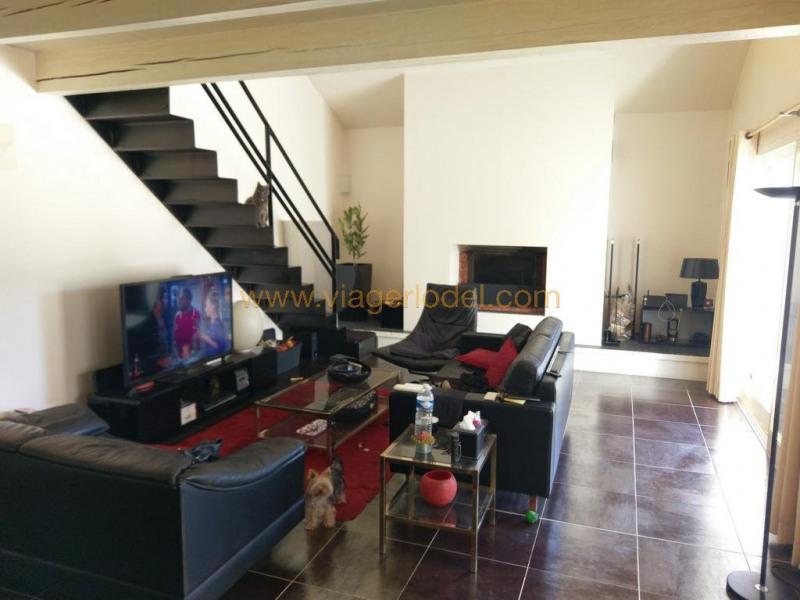 Vendita nell' vitalizio di vita casa Sussargues 150000€ - Fotografia 4