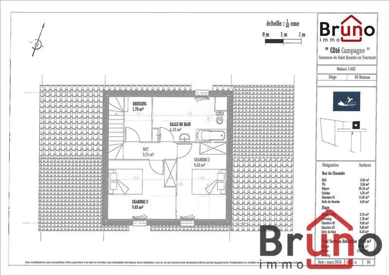 Verkoop  huis St quentin en tourmont 300000€ - Foto 5