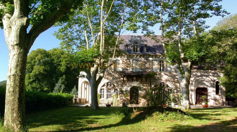Life annuity chateau Alzon 395 000€ - Picture 4