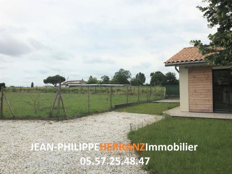 Sale site Libourne 275000€ - Picture 1