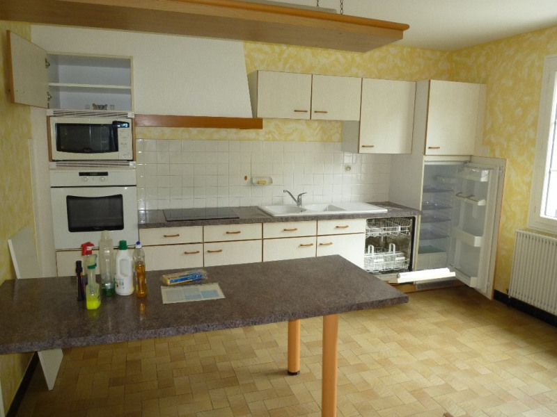 Rental house / villa Cherves richemont 880€ CC - Picture 3