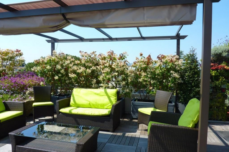 Sale apartment Antibes 985000€ - Picture 8