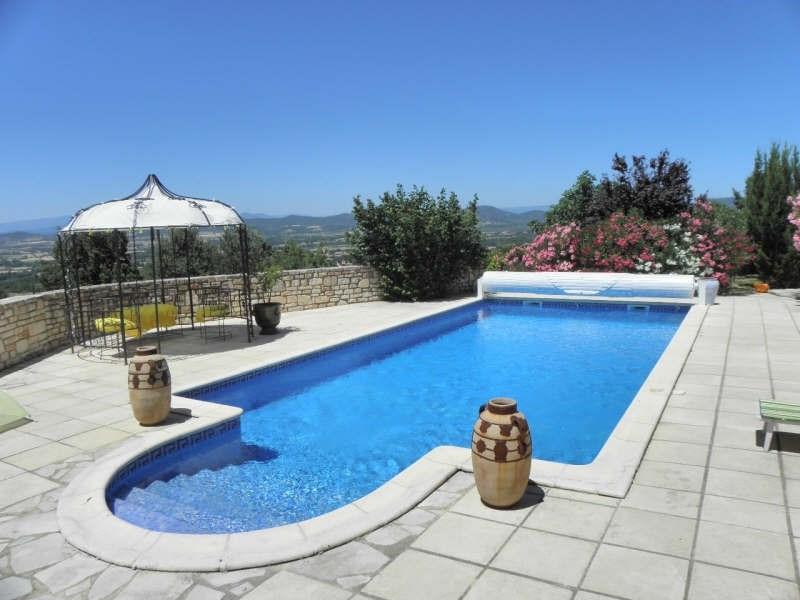 Verkoop  huis Barjac 395000€ - Foto 1