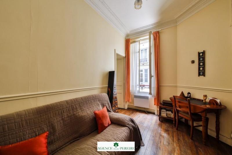 Vente appartement Paris 17ème 396000€ - Photo 3