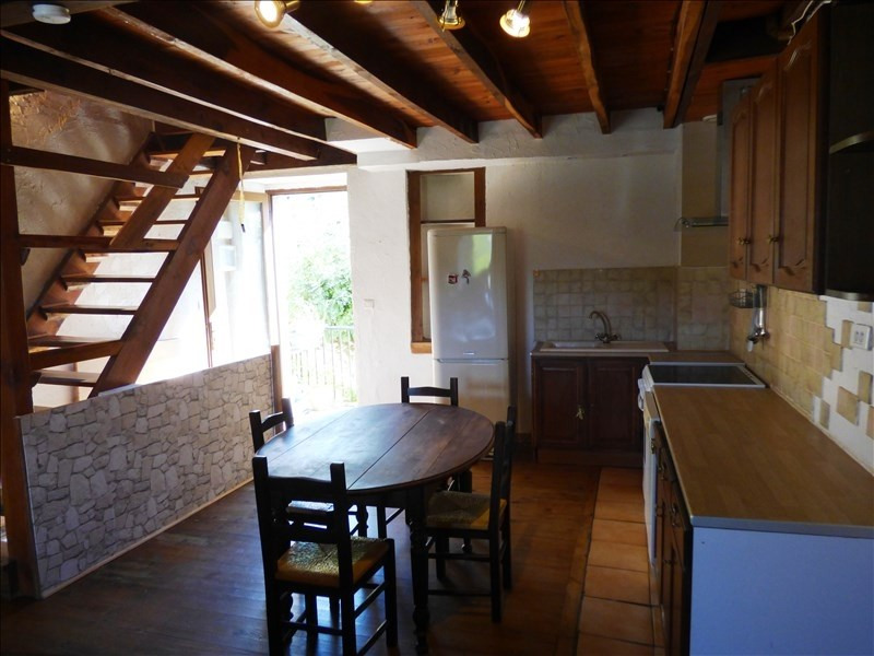 Location maison / villa St amans soult 450€ CC - Photo 1