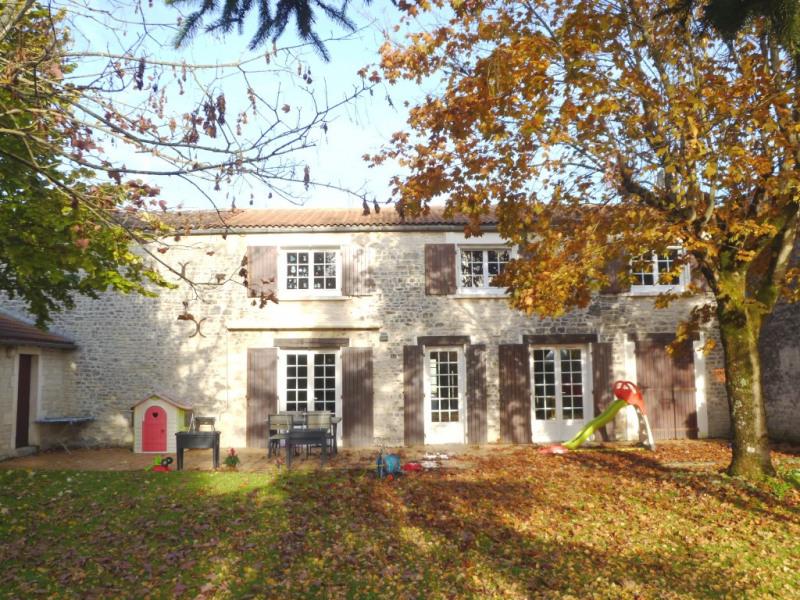 Venta  casa Nercillac 254400€ - Fotografía 1