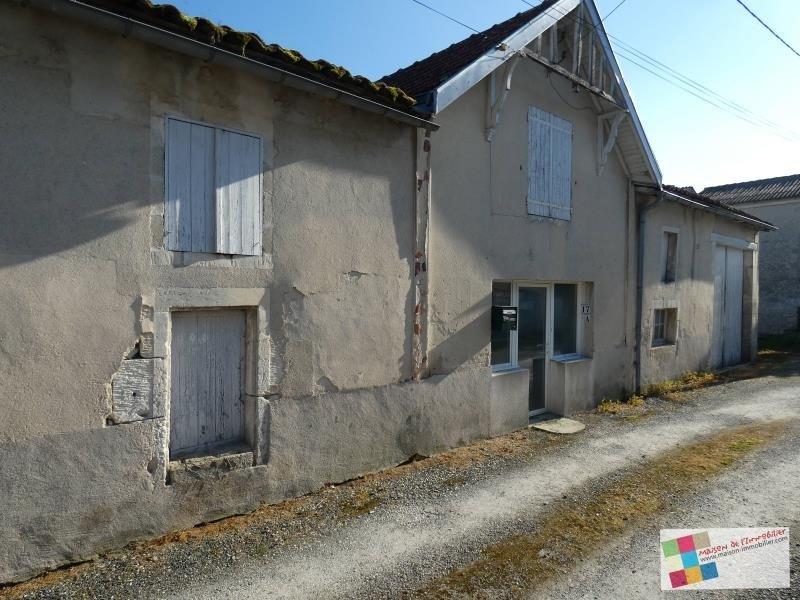 Vente maison / villa Chateaubernard 123050€ - Photo 3