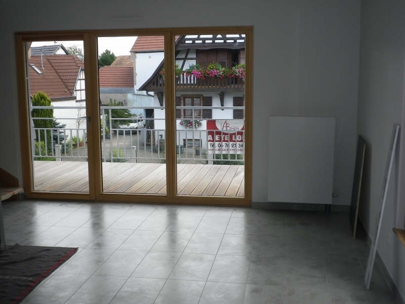 Rental apartment Eckwersheim 770€ CC - Picture 2