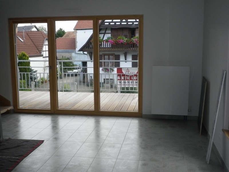 Affitto appartamento Eckwersheim 770€ CC - Fotografia 1