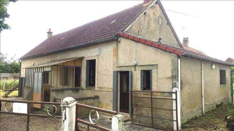 Sale house / villa Couleuvre 62 640€ - Picture 5