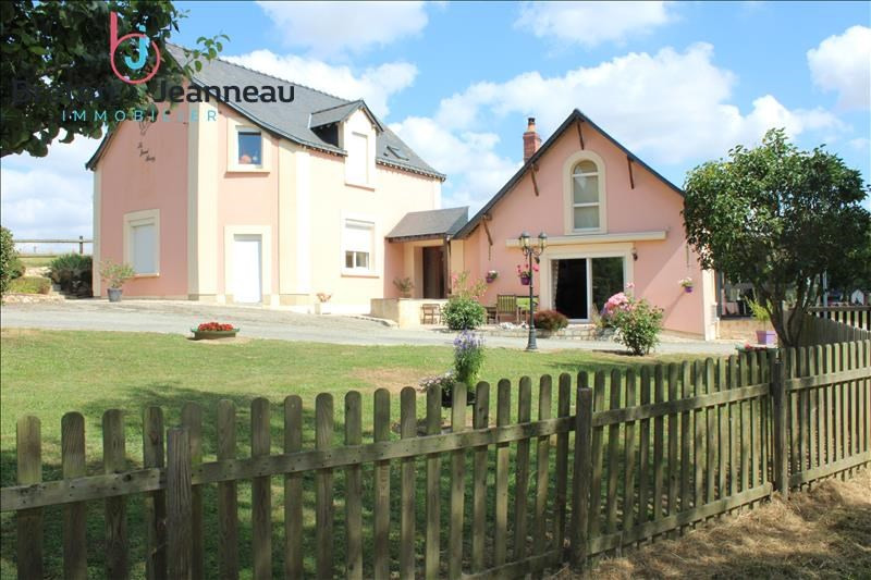 Sale house / villa Coudray 270 400€ - Picture 2