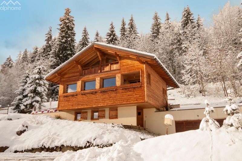 Deluxe sale house / villa Saint gervais les bains 875000€ - Picture 1