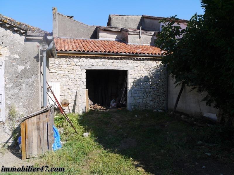 Vente maison / villa Laugnac 45000€ - Photo 3