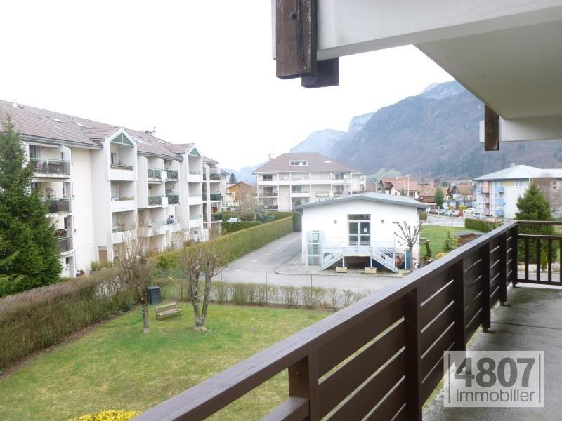 Location appartement Sallanches 518€ CC - Photo 1