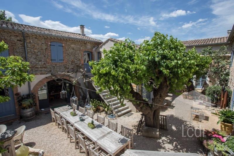 Vente de prestige maison / villa Allègre-les-fumades 735000€ - Photo 3
