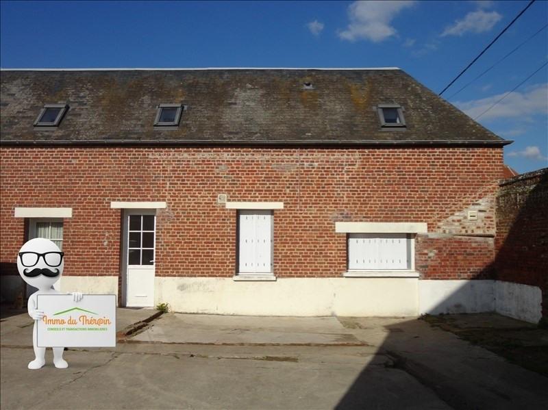 Rental house / villa Ravenel 505€ CC - Picture 1