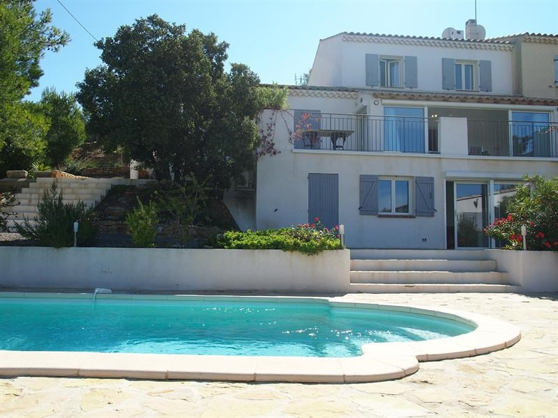Location vacances maison / villa Bandol 1 870€ - Photo 1