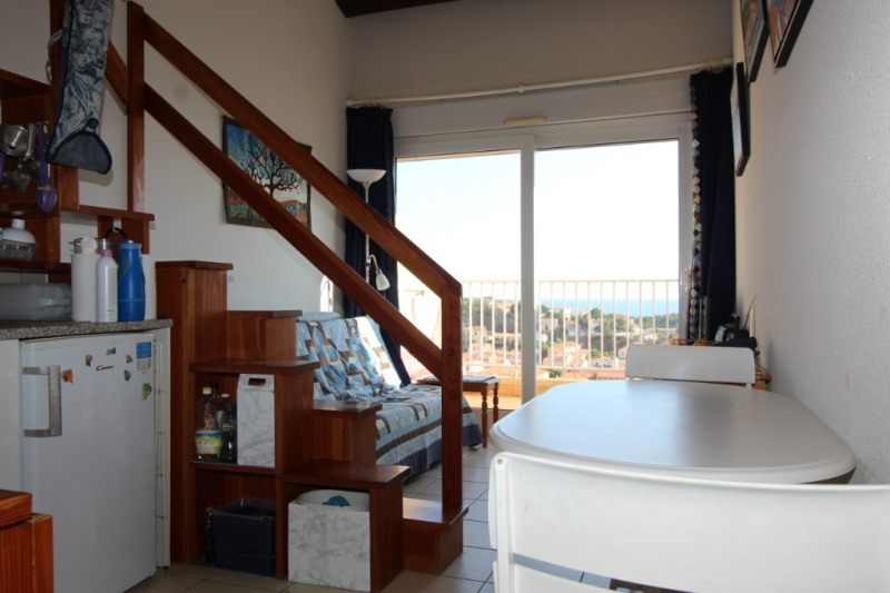 Investment property apartment Port vendres 129 600€ - Picture 2
