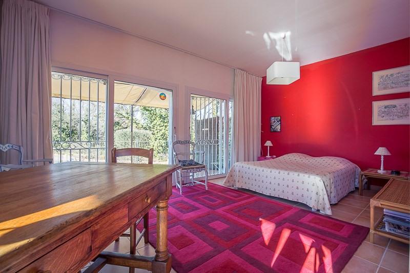 Deluxe sale house / villa Le puy ste reparade 828000€ - Picture 12