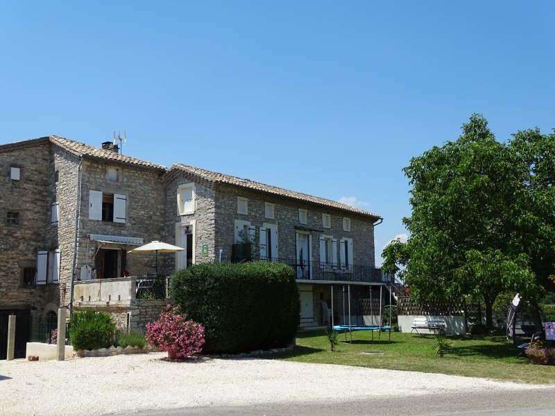 Venta  casa Barjac 475000€ - Fotografía 1