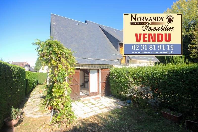 Vente maison / villa Villers sur mer 149000€ - Photo 1