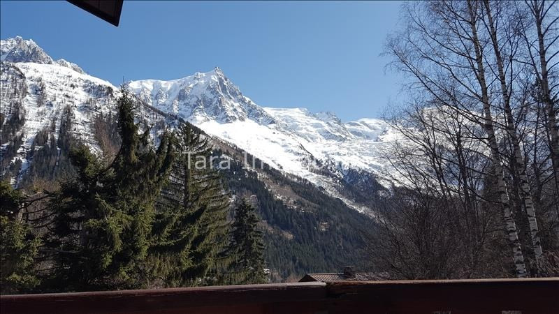 Deluxe sale apartment Chamonix mont blanc 1 100 000€ - Picture 3