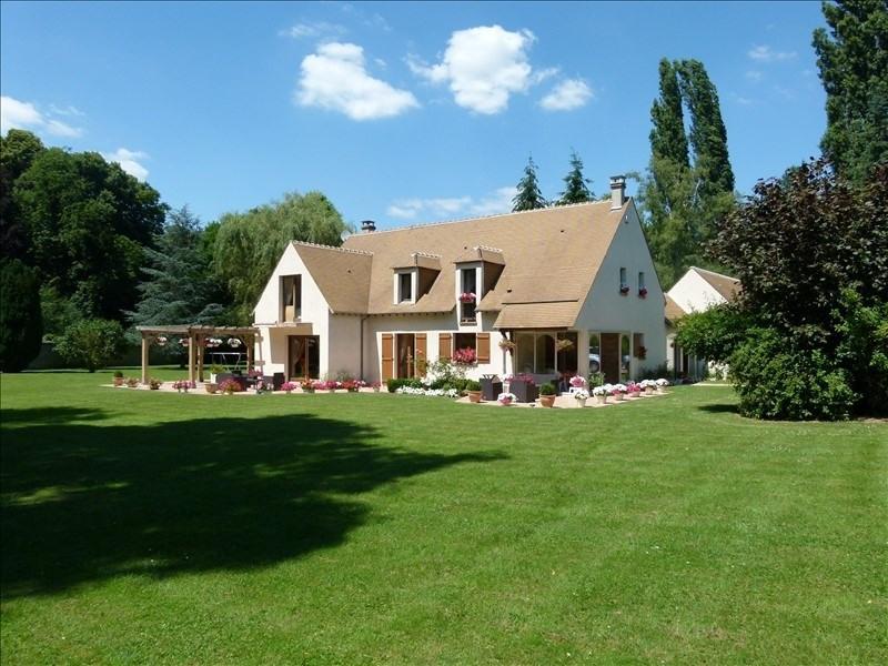 Sale house / villa Jouars pontchartrain 899000€ - Picture 1