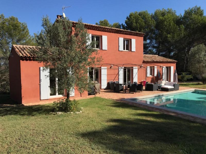 Deluxe sale house / villa Eguilles 840000€ - Picture 2
