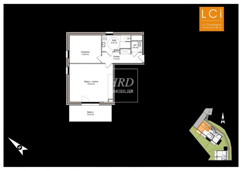 Sale apartment Bernolsheim 181800€ - Picture 3