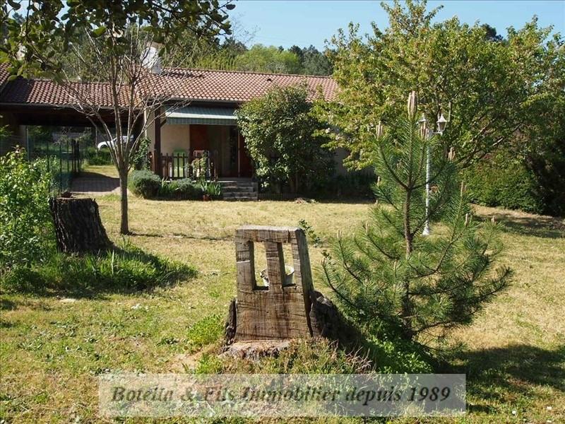 Vente maison / villa Vallon pont d'arc 150000€ - Photo 1