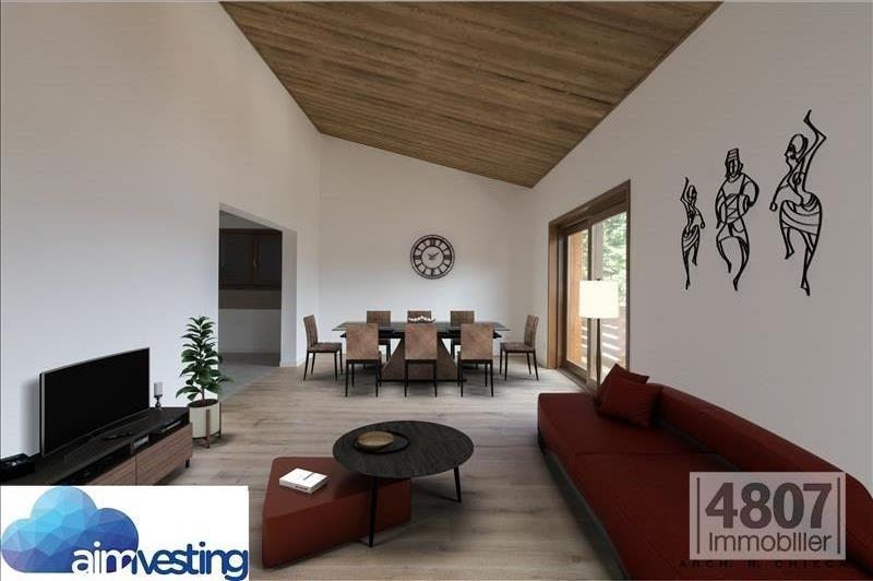 Vente de prestige appartement Combloux 700900€ - Photo 2