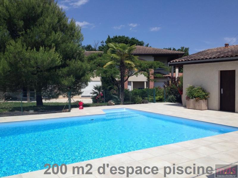 Deluxe sale house / villa Rouffiac-tolosan 709000€ - Picture 2
